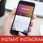 instant instagram