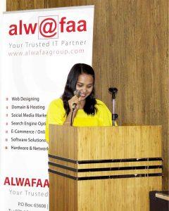 Team Al Wafaa @ Ifthar Party Celebration