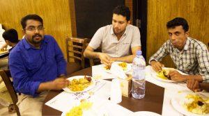 alwafaa iftar partyfood