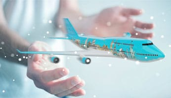 website development dubai flight-booking