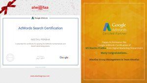 Achievements alwafaa