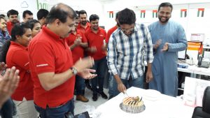 Birthday of Rahmathullah