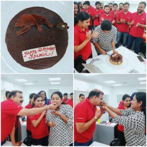 Birthday of Rosmin