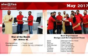best team and employee