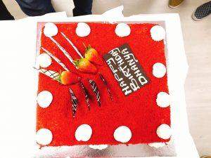 birthday of Dhanya