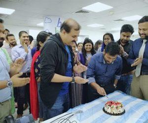 birthday of ajeesh two