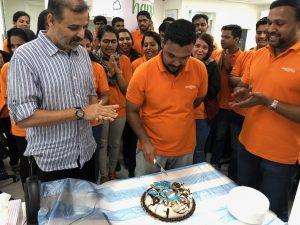 birthday of anoop one