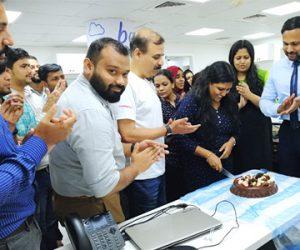 birthday of anu three