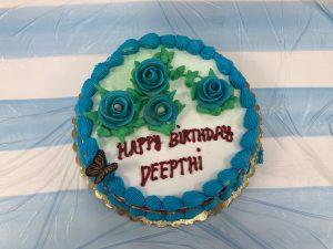 birthday of deepthi