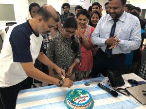 birthday of deepthi one