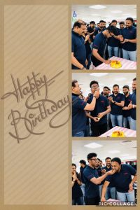 birthday of employee