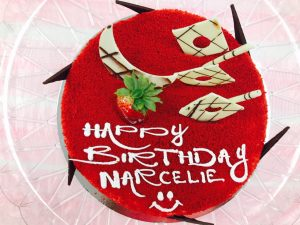 birthday of narcelie