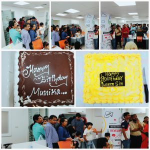 birthday of our CEO
