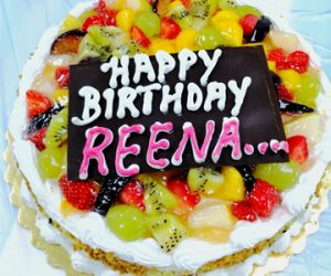 birthday of reena