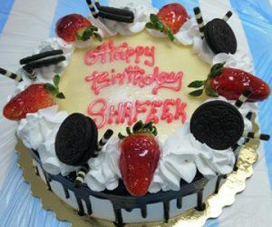 birthday of shafeek