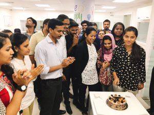 birthday of sharanya