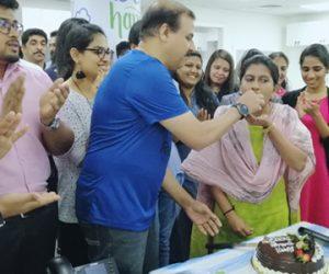 birthday ofo deepthi two