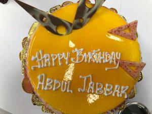 bithday cake