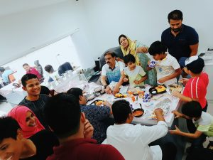 ifthar party eleven