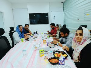 ifthar party two