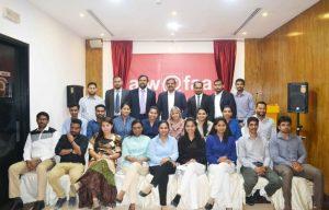 newly promoted employees