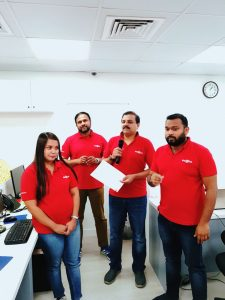 promotion of employees four