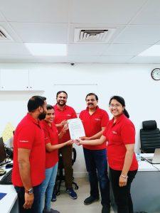 promotion of employees nine