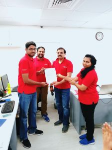 promotion of employees seven