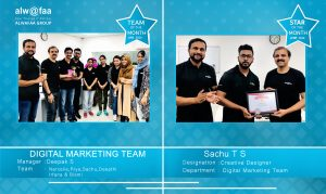 star and department of the month june