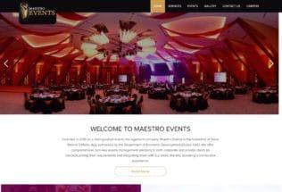 maestro events