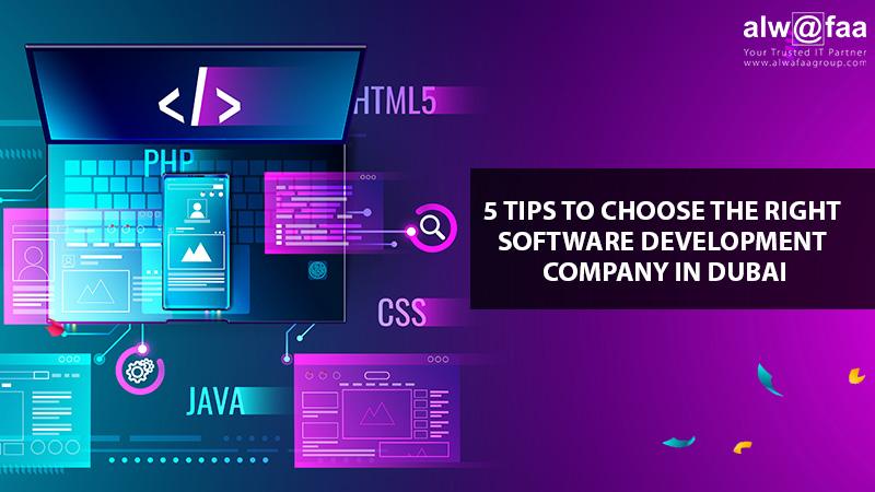 Software development companies in dubai
